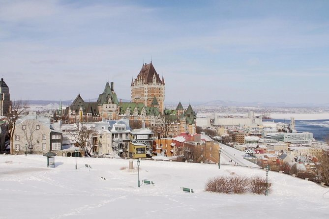Ice Hotel and City Tour in Quebec City, Quebec, CANADA