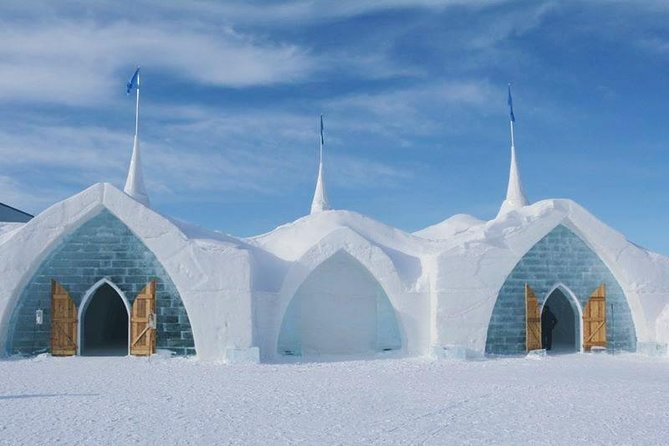 Ice Hotel Visit & Transportation