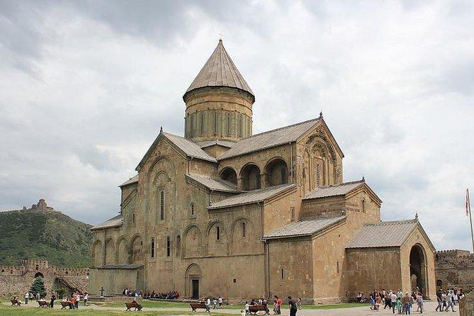 Private Daily tour Mtskheta and Jvari
