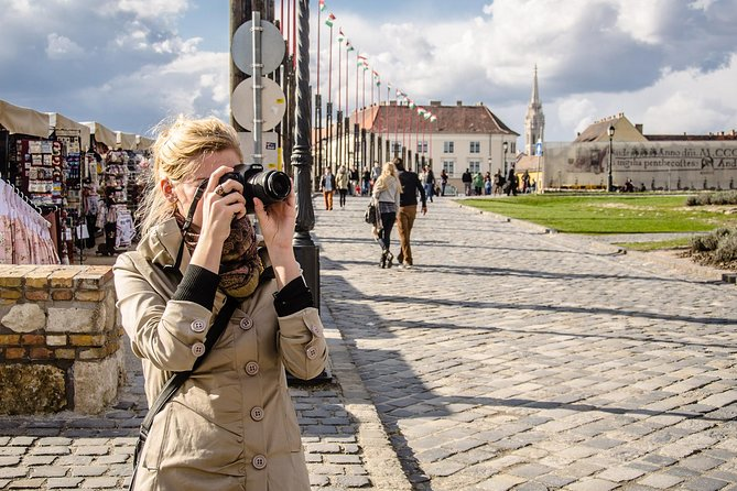 3-Hour Private Budapest Photography Tour