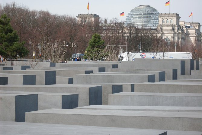 Group Walking Tour (1 - 20 people): Jewish Heritage of Berlin