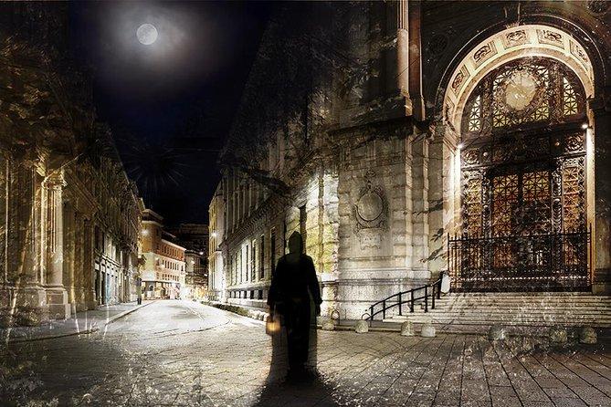 Milan Dark Ghost Tour on Foot