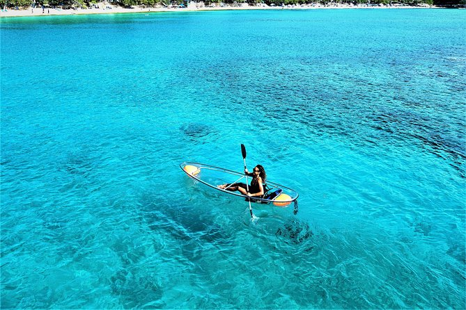 Transparent Kayaking Punta Cana and Sosua Bay photo 1