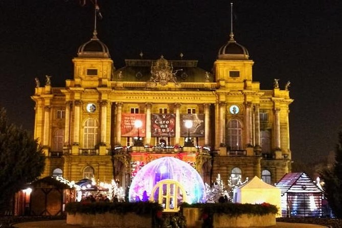Advent in Zagreb - guided walking tour