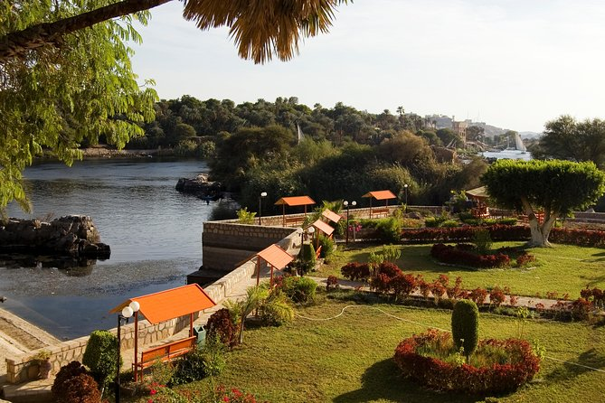 Aswan Botanical Garden & Private Felucca Tour