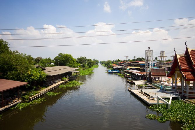 City Escape : Green Canals and Nakhon Pathom by Train photo 13
