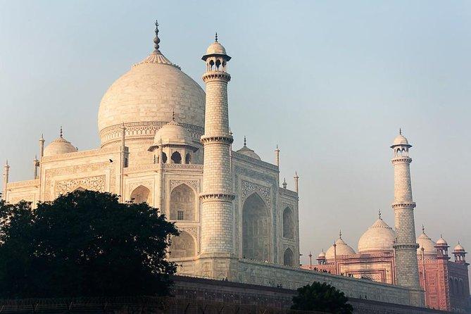 Jaipur to Agra Delhi Drop