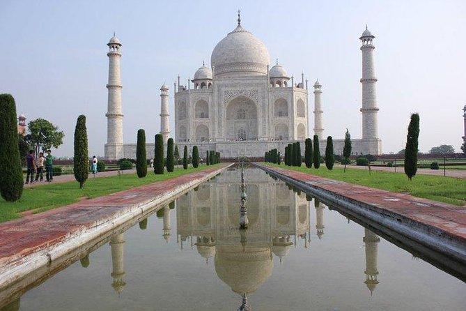 Day Tour Taj Mahal From Mumbai