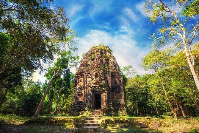 Siem Reap - Fullday Siem Reap - Sambor Prei Kuk