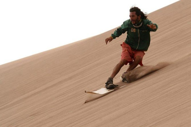 Private Sunset Quad Bike & Camel ride, Sand boarding and Red Dunes Safari