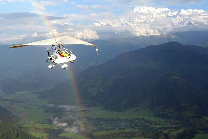 Ultralight Flight: Glory Of The Mt. Fishtail (30 min. flight)