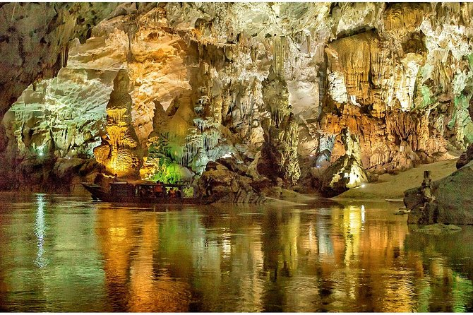 Phong Nha Cave - Dark Cave Deluxe Small Group Full Day