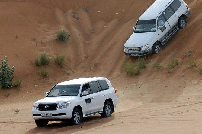 Morning Desert Safari Dubai camel ride, 30 mins ATV Quadbike ride in open desert