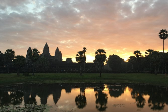 Private Angkor Wat Special sunrise sunset tour