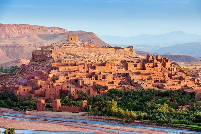 Day trip to Ouarzazate, Atlas Mountains and Unesco Kasbahs from Marrakech photo 1