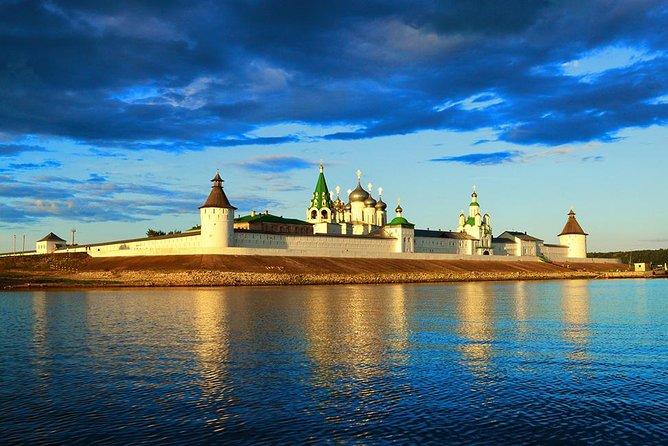 Nizhny Novgorod Private Tour to Makarievo Monasteries and Sergievskaya Sloboda