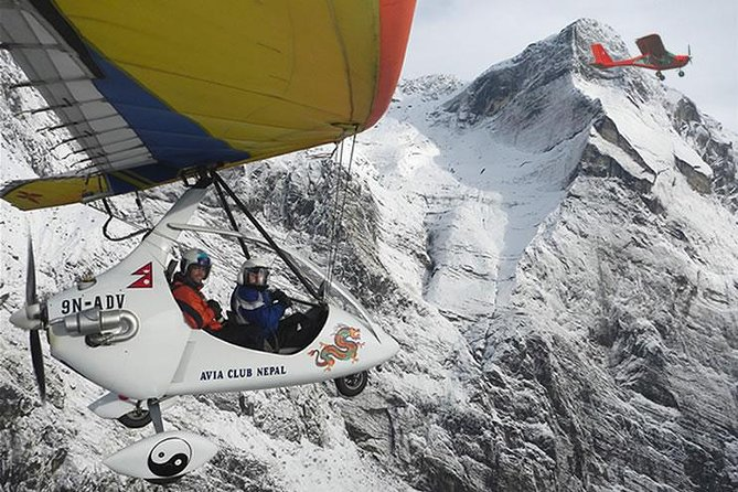 Ultralight Flight: Mountain Sky Trek (60 min. flight)