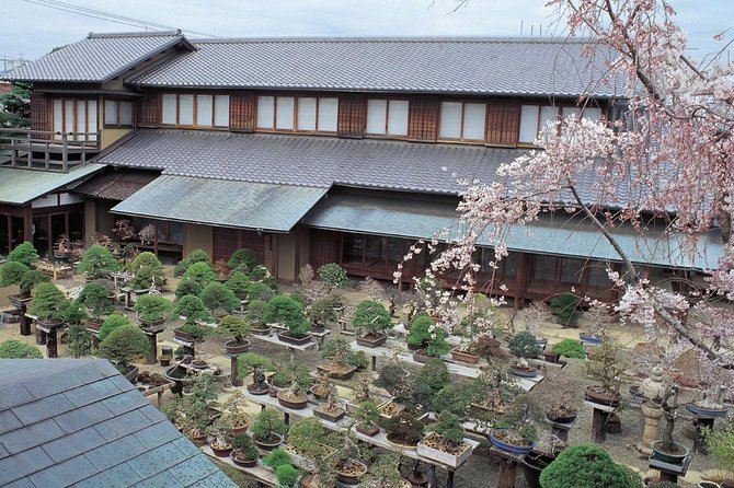 Shunkaen Bonsai Museum Admission Ticket