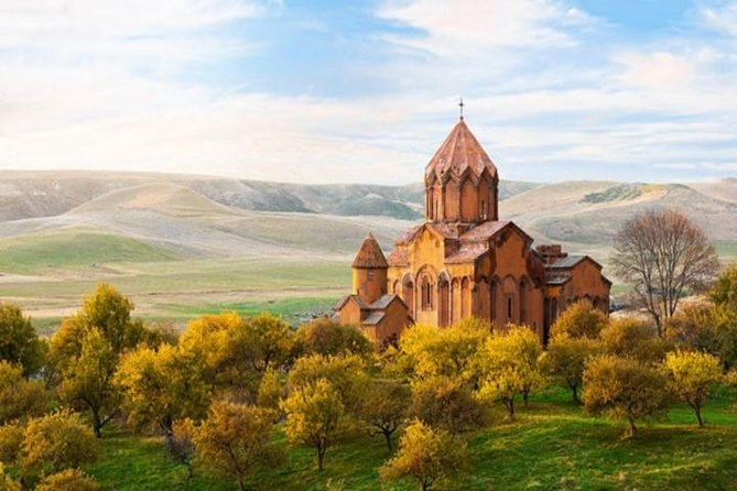 Full day driver service around Armenia (8-10 hrs)