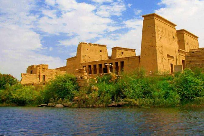 Half Day to Philae Temple, the High Dam & the unfinished Obelisk from Aswan