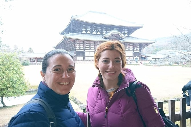 Nara Todai-ji Lazy Bird Tour  photo 9