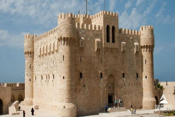 Day Tour to Alexandria from Cairo in Egypt