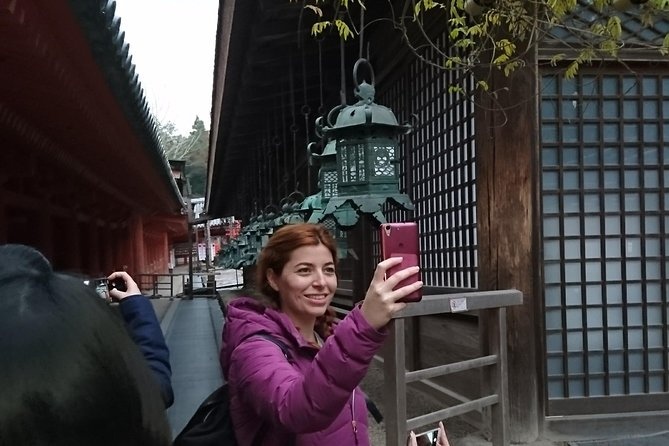 Nara Todai-ji Lazy Bird Tour  photo 15
