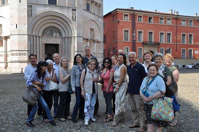 Parma In-depth Walking Tour: Classic Parma Visit, City-Center Medieval Treasures