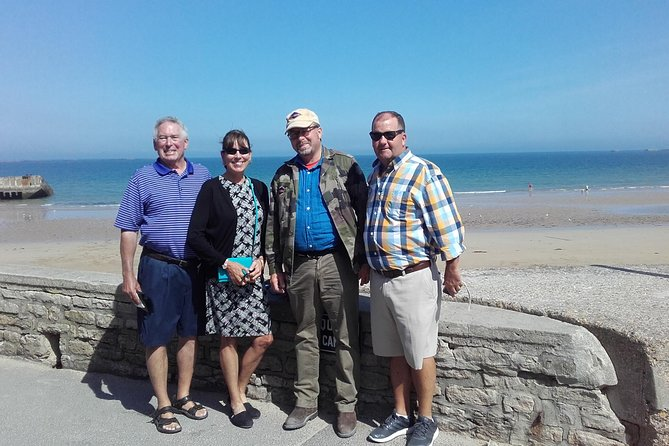 Private Tour: D-Day Beaches from Bayeux