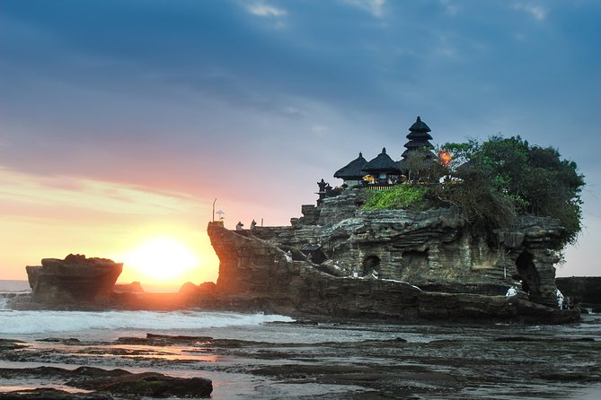 The Oceanside Temple of Tanat Lot