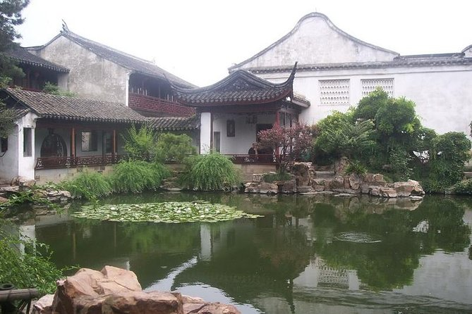 One Day Classic Tour in Suzhou