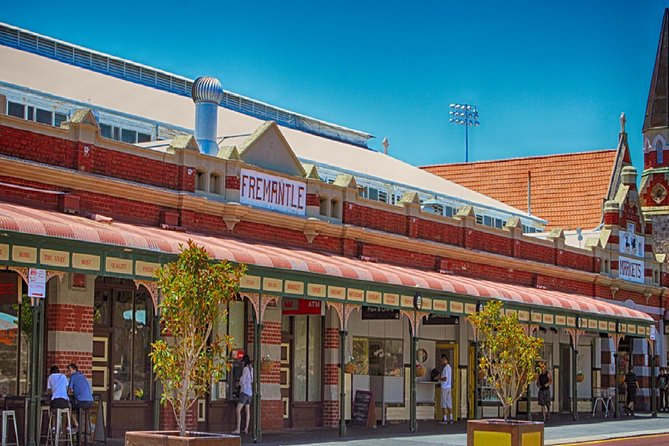 Perth and Fremantle Tour Including Heritage Fremantle Prison, Markets and Dinner