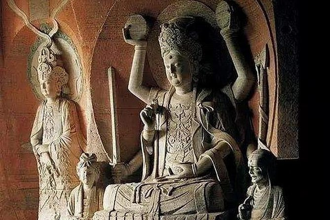 250 USD Per Group Dazu Rock Carvings Private Tour-Extention(Baoding+Beishan)