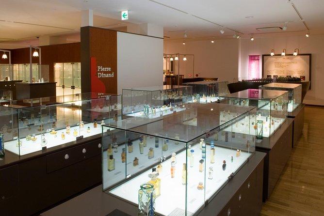 Oita Fragrance Museum Admission Ticket