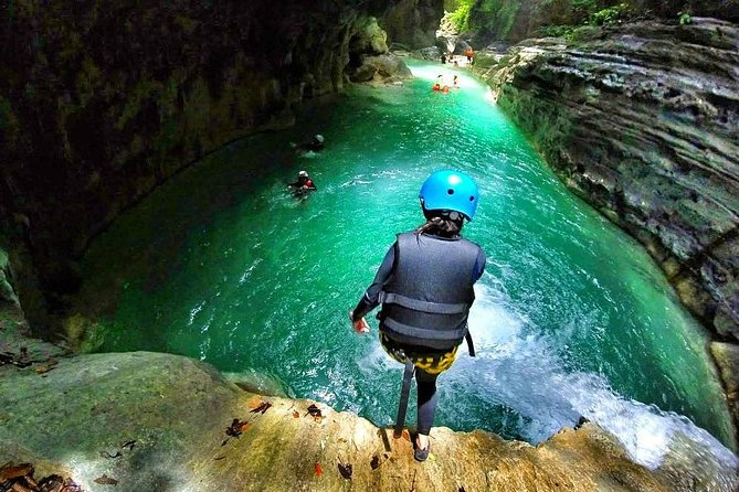 Private Cebu: Canyoneering and Kawasan Falls Day Tour photo 2