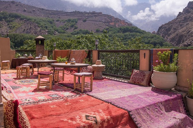 Full-Day Private Tour to Imlil and Toubkal & High Atlas Mountains from Marrakech
