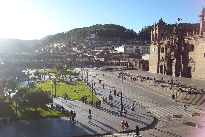 City Tour Cusco and the 4 Archaeological Sites
