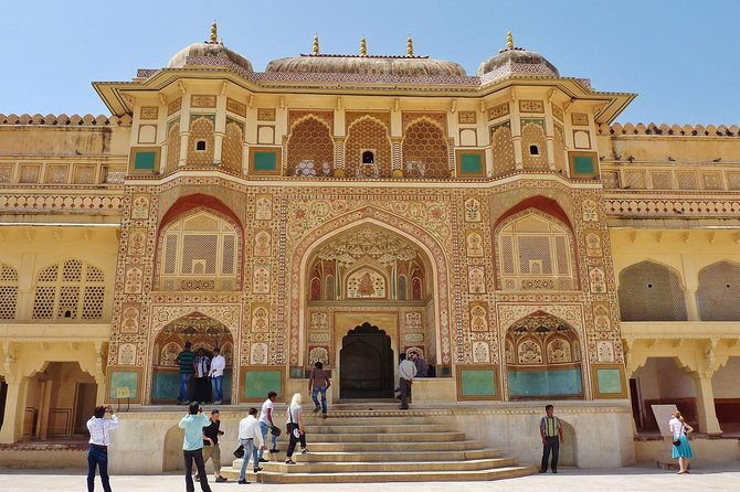 Private Jaipur Day Trip from Delhi By Car