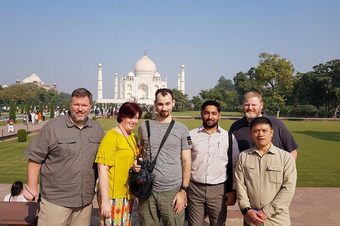 Private Taj Mahal Sunrise and Agra Fort Tour From Delhi - All Inclusive