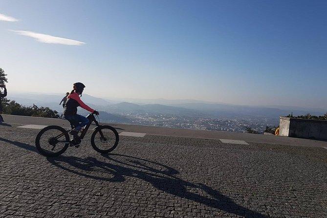Crossing Yellow Mountains - Ebike