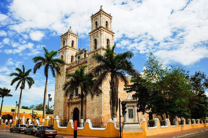 Chichen Itza, Cenote, Valladolid Private Tour from Cancun