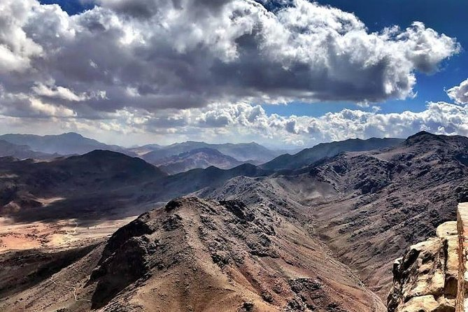 Mount Sinai Tour from Sharm El Sheikh