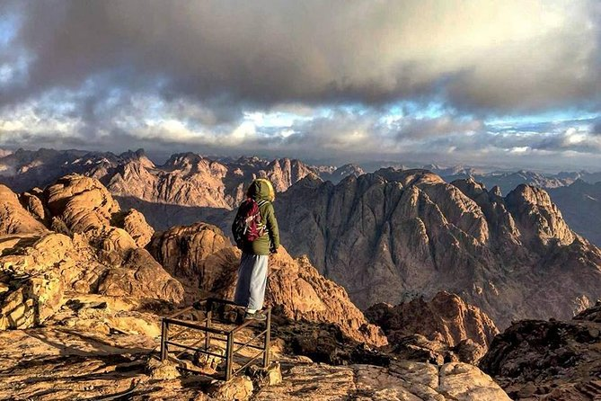 Mount Sinai And St Catherine Night Tour From Sharm