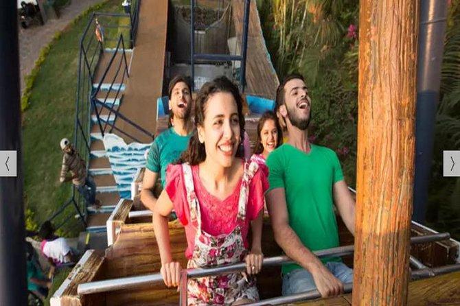Bilhete de Entrada para o Parque de Diversões Wonderla