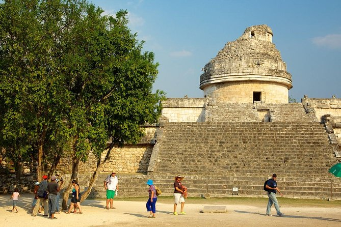 Chichen itzá, Cenote Ik kil and Cobá,Reduced Group All Fees Included photo 2