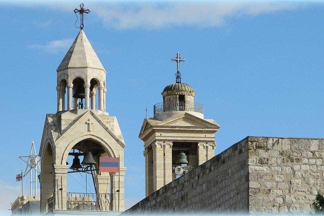Bethlehem Holy Biblical Half-Day Trip from Jerusalem