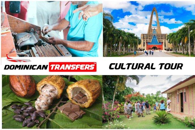 Tour de Meio Dia: Descoberta Dominicana de uma Cultura