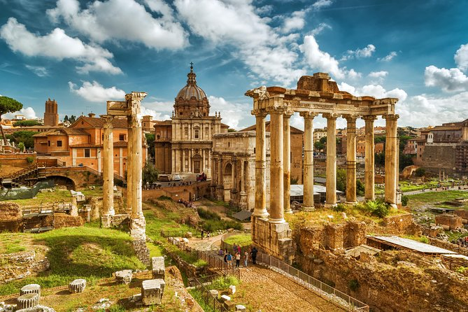 Explore the Colosseum with an Archaeologist