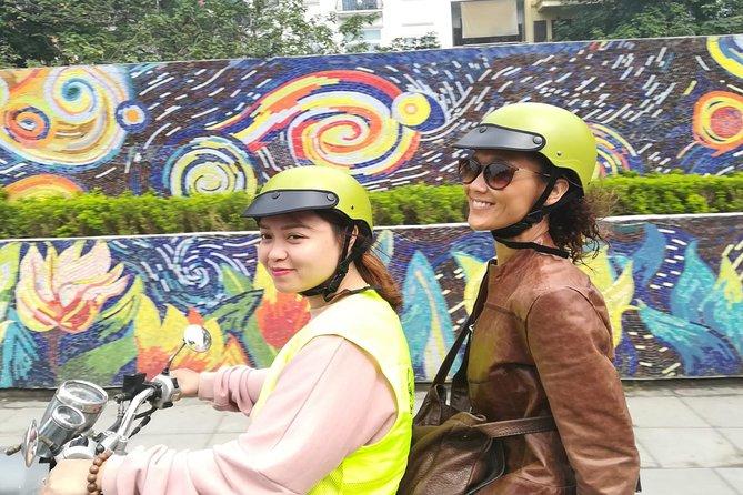 Hanoi City Motorbike Tour By Locals