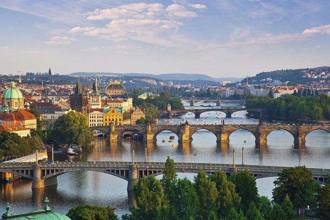 Half a Day Prague Walking Private Tour